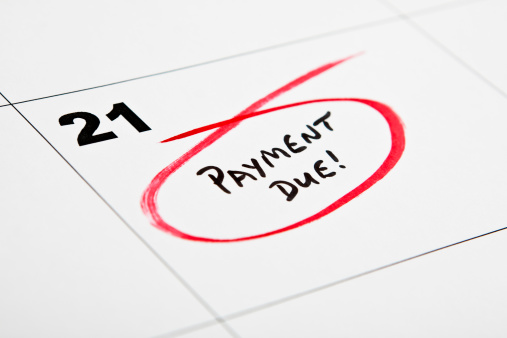 Managing your Bill Reminder Calendar